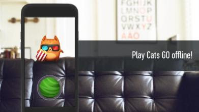 Download Permainan Seru Terbaru  Cats GO Offline APK Version 1.5.0