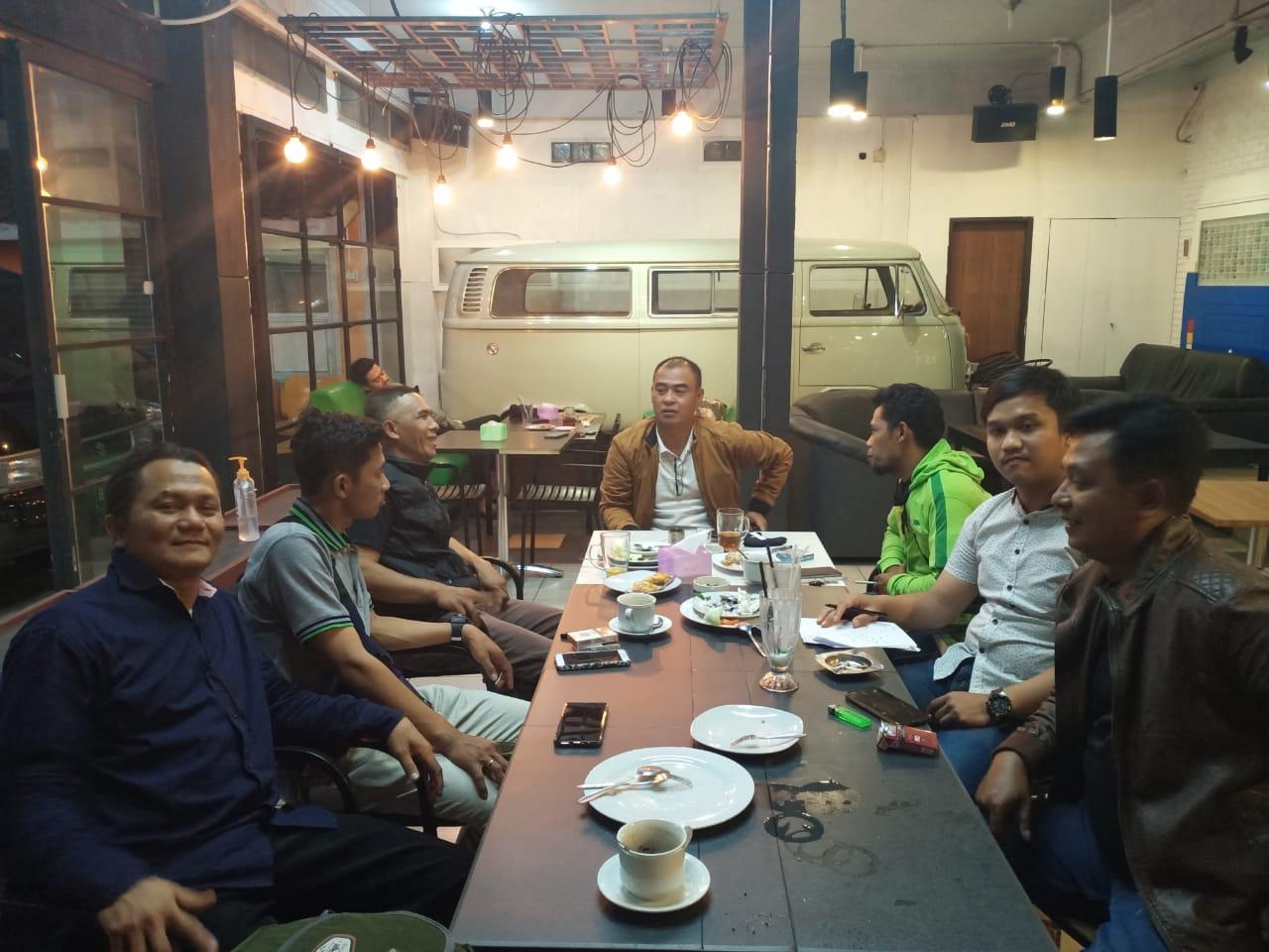 Pengurus Dewan Pimpinan Cabang (DPC) Partai Gerakan Indonesia Raya (Gerindra) Kabupaten Semarang