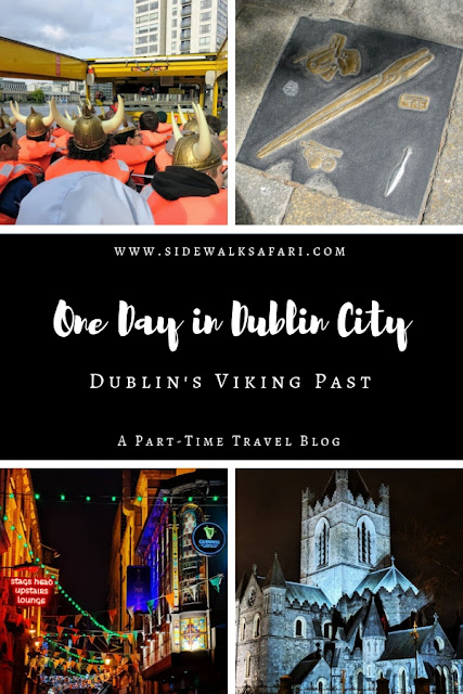 One Day in Dublin City Itinerary: Dublin's Viking Past