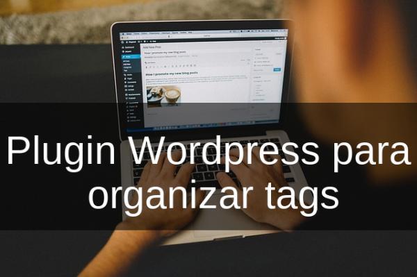 Plugin Wordpress para organizar tags