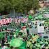 Marcha Verde decide luchar contra reelección DM