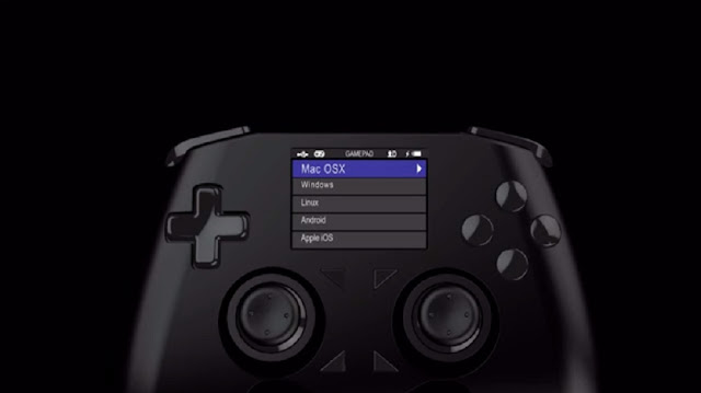 All Controller game device