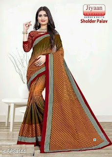 Women's Saree