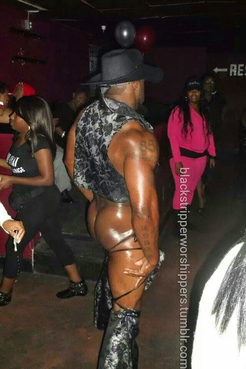Black Men Stripper Porn