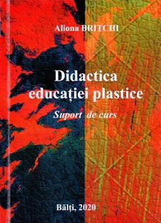 Didactica educaţiei plastice : Suport de curs