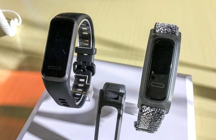 Huawei Band 4 and Huawei Band 4e