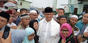 Hadiri Peringatan Maulid Nabi, Anies Didoakan Jadi Pemimpin Indonesia