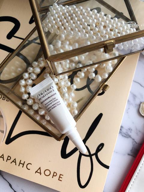 Крем для кожи вокруг глаз Shiseido Intensive Eye Contour