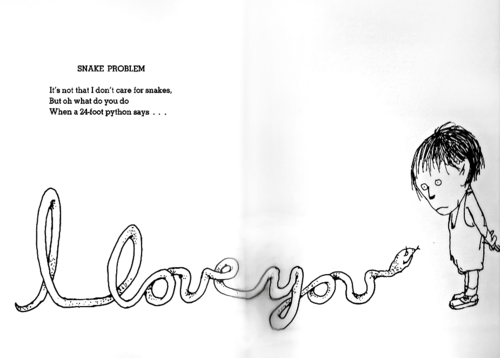 Shel Silverstein Poems About Love: Astral Strings: ImpreSSive Shel Silverstein