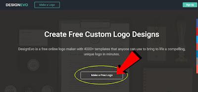 make a free logo