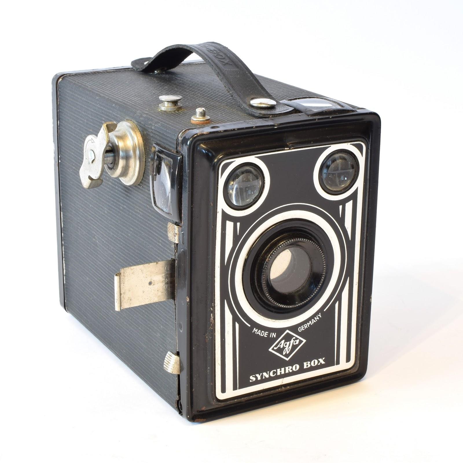 agfa synchro box 600 1951 vintage cameras collection rh vintagecamerascollection blogspot com