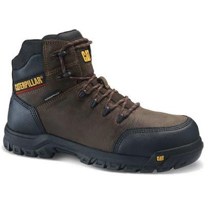 Sepatu Safety Caterpillar Resorption Original