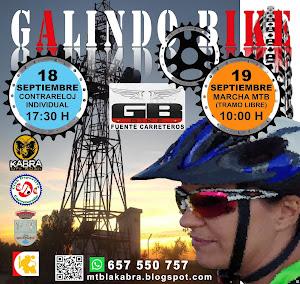 GALINDO BIKE 2021