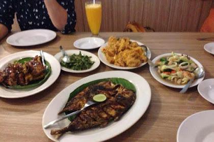 Bintang Aceh Live Seafood, Sajian Seafood Khas Aceh