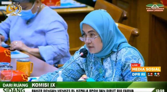 Kecam Pemerintah soal Vaksin Berbayar, Anggota DPR: Vaksin Tak Boleh Dijual Bebas, Jangan Komersialkan Rakyat!
