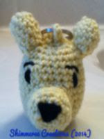 http://www.ravelry.com/patterns/library/amigurumi-winnie-the-pooh-head-keychain