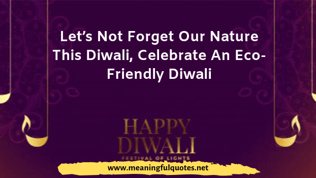 quotation for Diwali in English