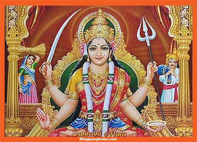 Santoshi Maa Wallpapers Hd