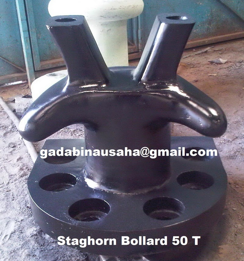 Bollard Type Staghorn