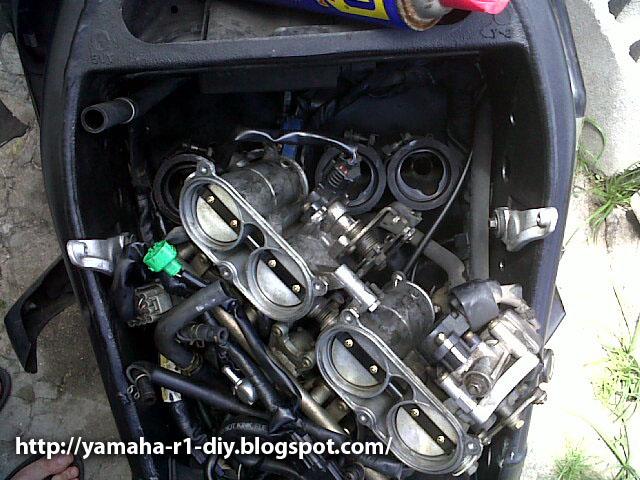 Fuse Box Yamaha R on