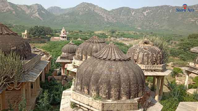 royal family cenotaphs khandela sikar