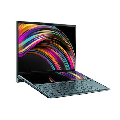 Harga dan Spesifikasi ASUS Zenbook dou UX481