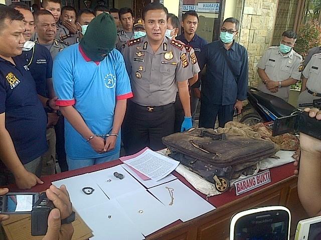Sekda : Pelaku Pembunuh Nety Grapari Bakal Dipecat dari PNS