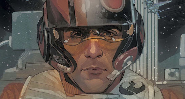 Cómic Star Wars Poe Dameron
