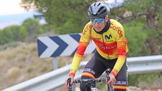 La Selección Española femenina de carretera se concentra en Sierra Nevada