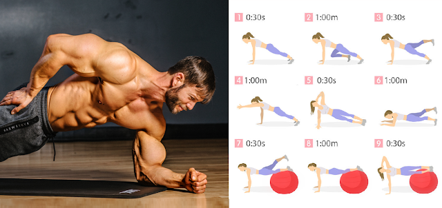 20 Plank Variations for a Shredded and Stable your Core