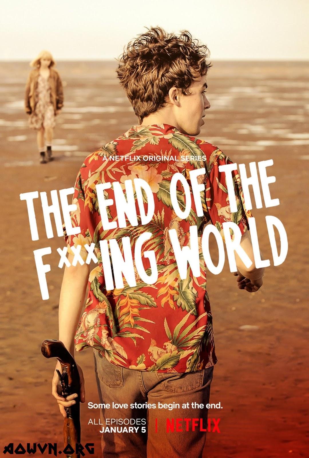 22c3698c73546ed9a9e131ca21c05798 - [ Phim 3gp Mp4 ] The End Of The F***ing World | Vietsub - Tâm lí - Tình Cảm - Tuyệt phẩm Netflix