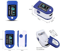 ChoiceMMed MD300C2D Fingertip Pulse Oximeter. ... Sahyog Wellness Fingertip OLED Type Pulse Oximeter. ... Meditive Fingertip Pulse Oximeter. ... Medtech Pulse Oxymeter. ... Hesley Pulse Oximeter Fingertip. ... Finger Pulse Oximeter by Contec Medical Systems. ... BPL Smart Oxy Lite Pulse Oximeter.