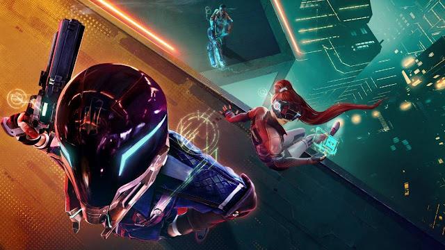 الإعلان رسميا عن لعبة Hyper Scape لجهاز PS4 و Xbox One