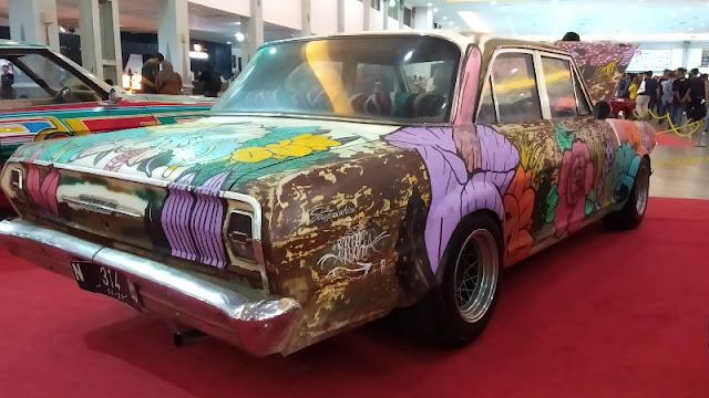 Chevy II nova belakang