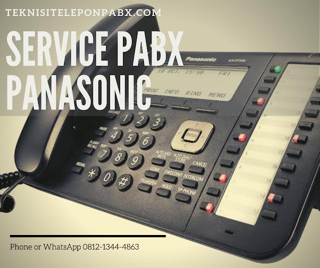 jasa-service-pabx-panasonic-bergaransi-1-bulan