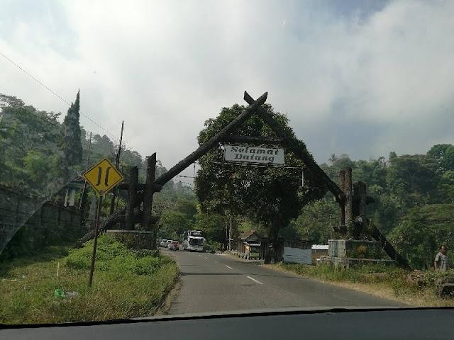 Wisata di Tawangmangu
