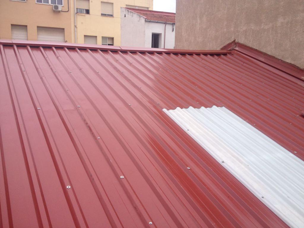 Restauraci n de tejados tejados y cubiertas naves - Cubiertas de tejados ...