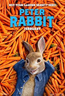Sinopsis pengisi suara genre Film Peter Rabbit (2018)
