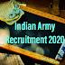 इंडियन आर्मी में सिपाही जीडी, स्टोर कीपर, क्लर्क की भर्तियां, सेना भर्ती रैली के लिए करें एप्लाई