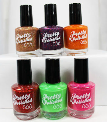 Pretty & Polished Happy Hour Collection