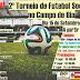 2º Torneio de Futebol Society no Campo de Bia, município de Mairi