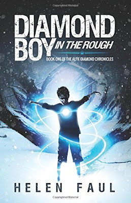 Diamond Boy in the Rough by Helen Faul book cover