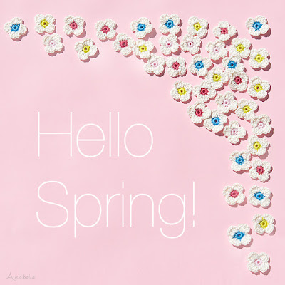 Hello Spring 2017 Anabelia Craft Design