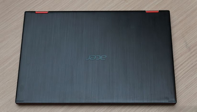 Acer Nitro 5 Spin Test