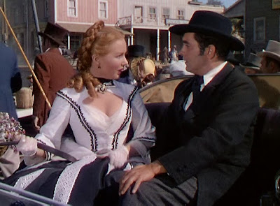 Piper Laurie / Tyrone Power / El caballero del Mississippi / The Mississippi Gambler