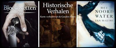 Sophia Drenth, Staaldruk, Ian McGuire, Cargo, Uitgeverij Historische verhalen