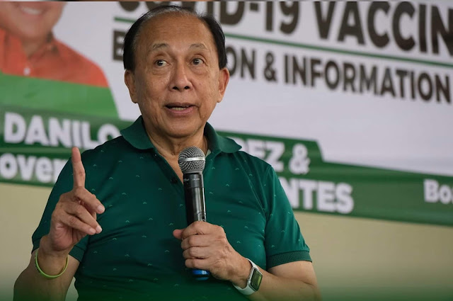 Gov. Suarez 100% to run for governor in 2022 elections