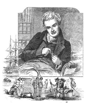 William Wilberforce  from The Great and Good (1855)