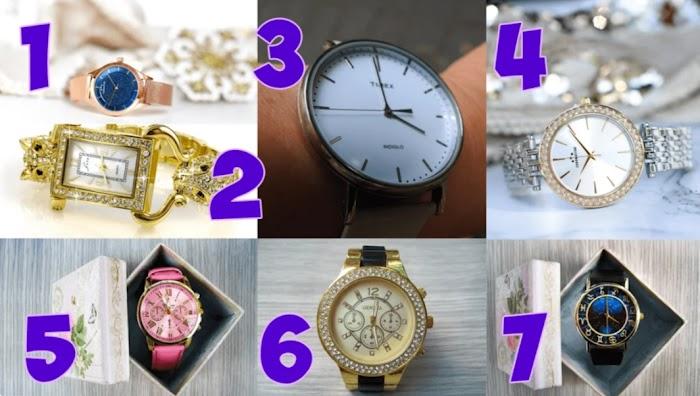 Выберите часы и они предскажут что ждет Вас в будущем!