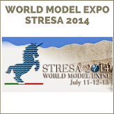 WORLD MODEL EXPO STRESA 2014